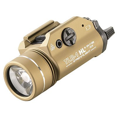 LED Tactical Weapon Light